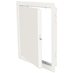 "12"" x 12"" Architectural Access Door with Flange, Steel, Primed White"