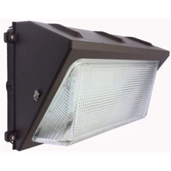 WALL PACK - 80W - 5000K - COMMERCIAL LED