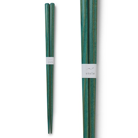 Chopsticks Wood Teal