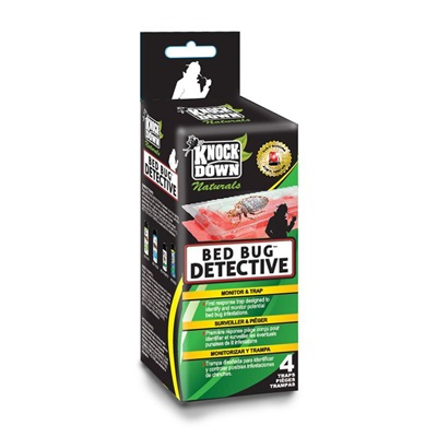 Knock Down Bed Bug Detective