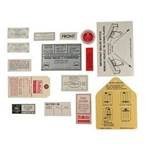 15 Piece Decal Kit