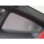 2005-09 Mustang Interior Quarter Window Covers