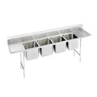 Advance Tabco 94-44-96-36RL Regaline Sink 4-Compartment