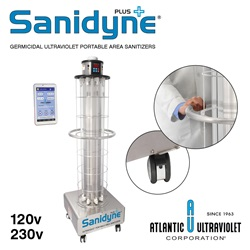 Sanidyne Plus Germicidal UV Air and Surface Sanitizer