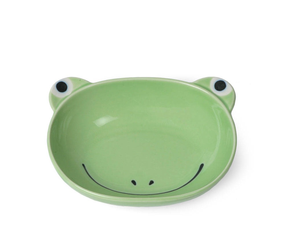 Frog Oval Bowl