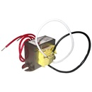 LIGHT TRANSFORMER: 110V/12V 2AMP WITH FRAME