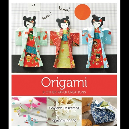 Book - Origami & Other Paper Creations