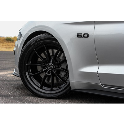 Shelby CS5 19x11 -  Chrome Powder
