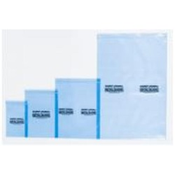 "24 X 36"" 4 MIL BLUE PREMIUM METAL GUARD VCI POLY BAG, 125/RL"