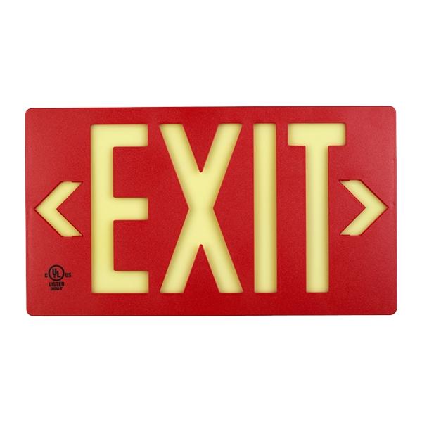 Lume A Lite 100 Exit Sign Babcock Davis