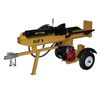28 Ton Honda GC190 Deluxe Log Splitter