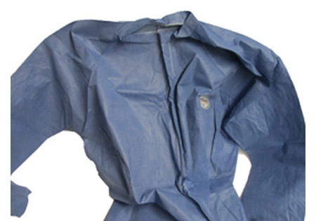 Extra Large Blue Coveralls