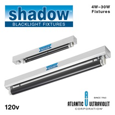 Shadow® Blacklight Strip Fixtures
