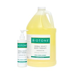 BIOTONE® Herbal Select Massage Oil