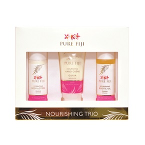 Pure Fiji Nourishing Trio Collection