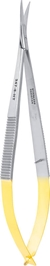 Scissor-****- Self opening-Carbide curved-5.5""
