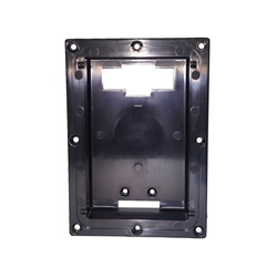 AUDIO PART: ENCLOSURE iPOD ABS BLACK 07