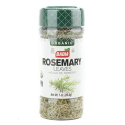 Rosemary Leaves (Organic) - 1oz