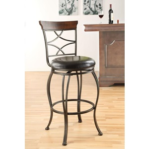 96050 SWIVEL BAR CHAIR