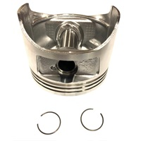 GX Series Complete Piston Set (w/o Rings) for GX 160