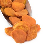Apricots, 1/2s (Sulphured), California