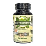 Green Remedy Full Spectrum Hemp Capsules 10 mg (30 count)