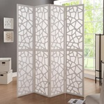 98292 4-PANEL WOOD SCREEN
