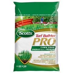 Scotts Turf Builder  Pro