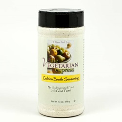 Golden Broth Seasoning (Vegetarian Express®) - 11 oz