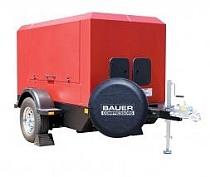 Bauer Compressors T-COM Lite mobile compressor trailer