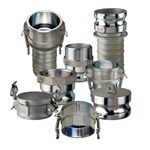 Stainless Steel Camlock Couplings