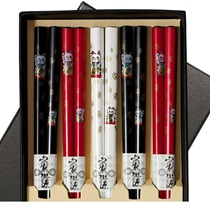 Maneki Neko Chopsticks Boxed Set