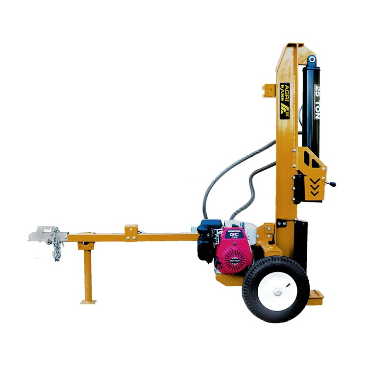 Braber Equipment - 25 Ton Honda GX200 Log Splitter