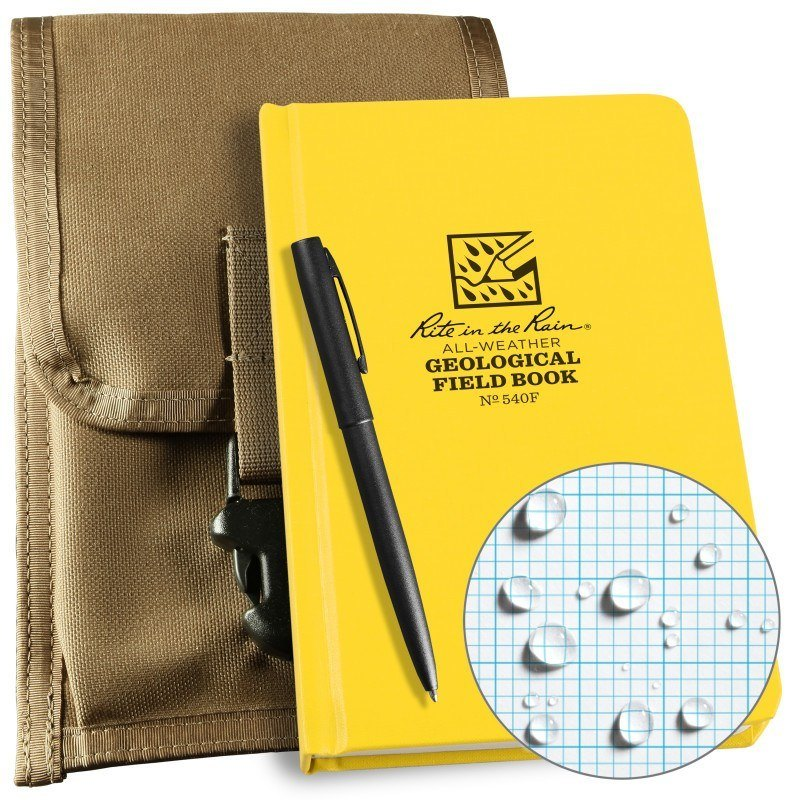 Geological Hard Cover Kit