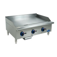 Globe C36GG Chefmate Griddle Countertop