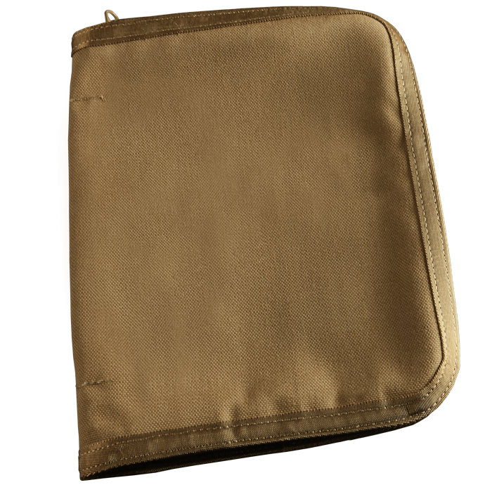 rite in the rain no c9200 1 2 in capacity binder cover tan