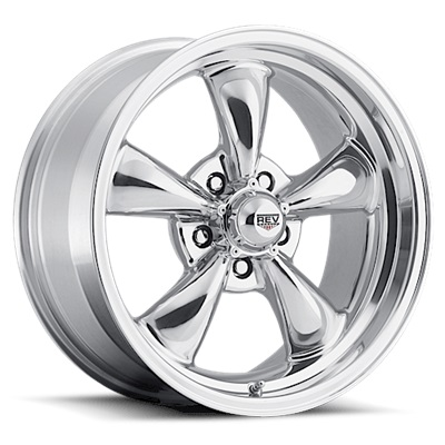 100 Classic Series 18x8 5x114.3 - Polished