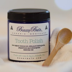 Bonny Bath Tooth Polish (4 oz)