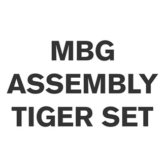 MBG Assembly Tiger Flail Set