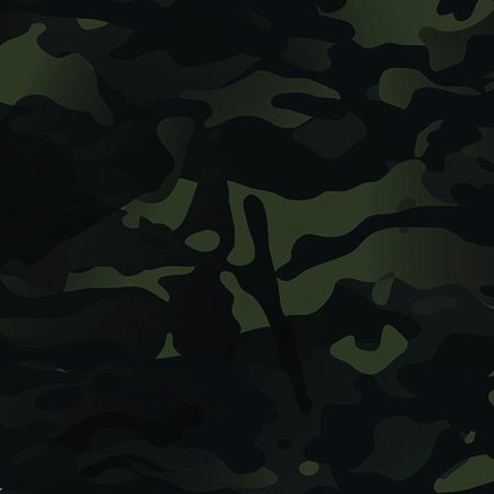 Multicam Black Camo Lid Black 58 Quart