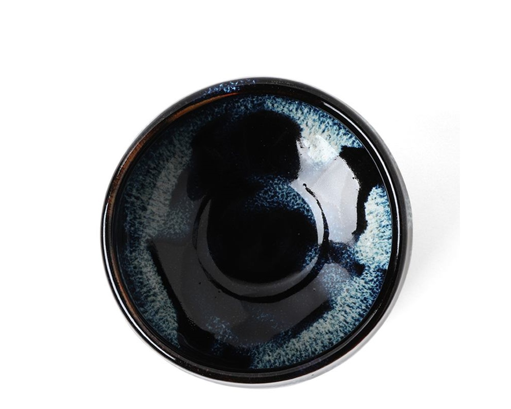 "Blue Mist 4.5"" Matcha Bowl"