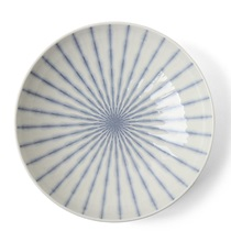 "Tokusa Lavender 11.25"" Serving Bowl"