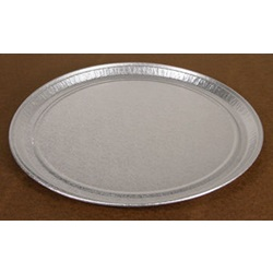 "18"" FLAT ALUMINUM TRAY, 50/CS *USE P4418 LID*  451812A"