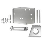 64-66 Restomod Billet Aluminum Battery Tray Kit