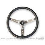 Grant Black Steering Wheel