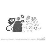 Manual Transmission Overhaul Kit (V8, 4 speed, Toploader, Except 427-428-429)
