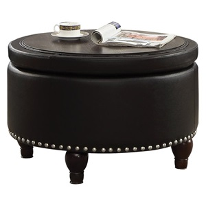 80425 ROUND COFFEE TABLE