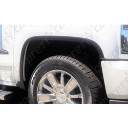 Black Fender Trim - BFT4