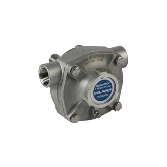 Stainless Steel 200 PSI Solid Shaft CW Reverse Rotation Pump