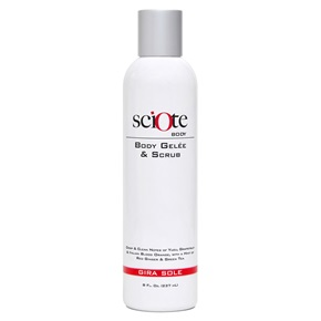 Sciote Body Gelee & Scrub, Retail 8oz
